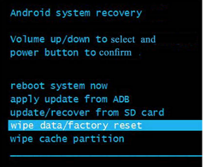 android-hard-reset